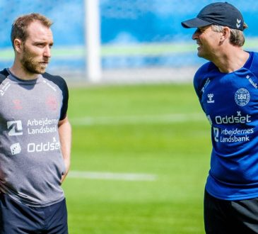 Denmark Coach explains why his side returned to play following Eriksen collapse