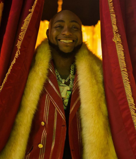 Davido unveils tracklist for A Better Time album