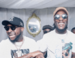 Davido and Burna Boy fight in Ghana (Video)