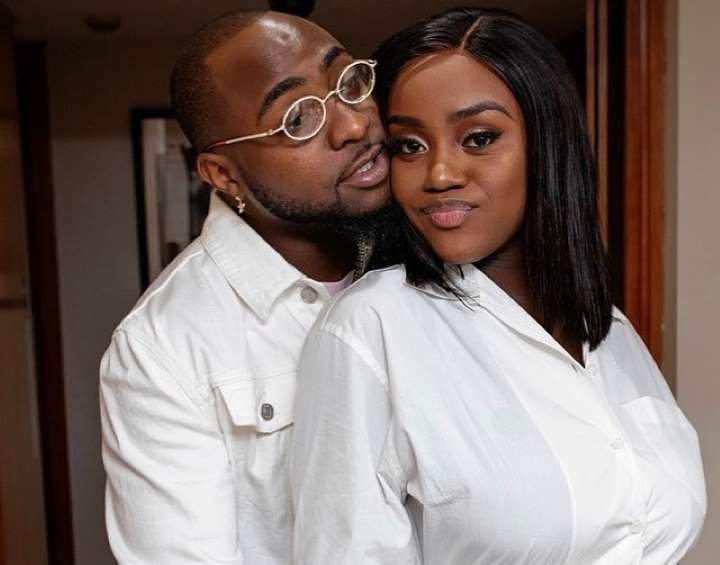 The stories of domestic abuse between myself and Davido... - Chioma