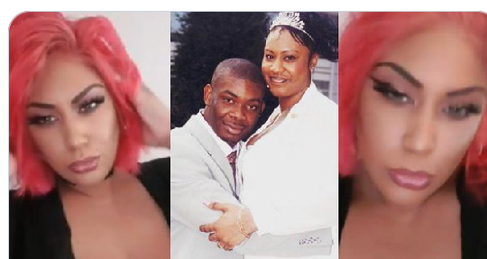 DonJazzy ex-wife, Michelle sends message to DonJazzy