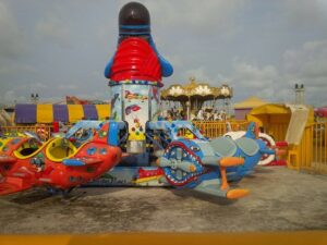 5 Fun Places in Lagos You Can Take Your Kid This Christmas