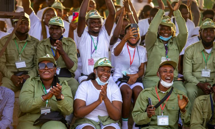 Youth corpers in Oyo state jubilate as Gov Makinde increases their allowance from N5000 to N15000