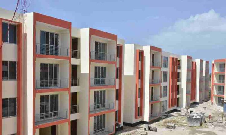 Economic Sustainability Plan - FG to build 300,000 houses for Nigerians – Presidency