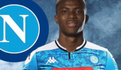 Victor Osimhen's move to Napoli finalised - See Details