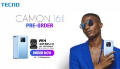 How to Pre-Order Camon 16 Premier