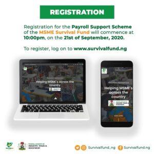 Survival Fund - FG opens online portal for Nigerians to access N75billion