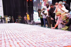 LAGOS PUTS NIGERIA ON GUINNESS WORLD RECORDS [PHOTOS]