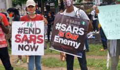 End SARS Lagos Protests kicks off today - See Photos and Video