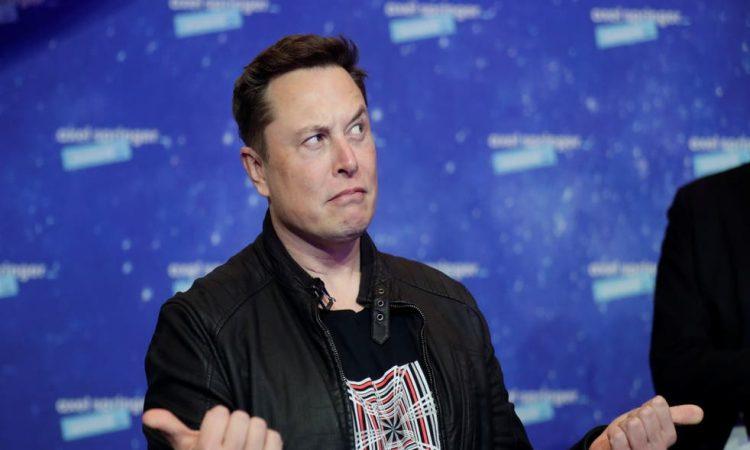 Bitcoin falls again after Elon Musk tweets breakup meme