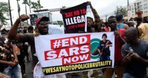 7 EndSARS Protesters Remanded in Jail until 2021