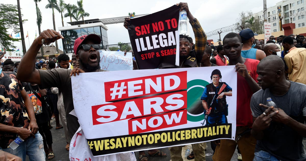 7 EndSARS Protesters Remanded in Jail until 2021