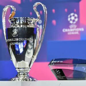 UEFA Champions League 2020/2021 Round Of 16 Draw