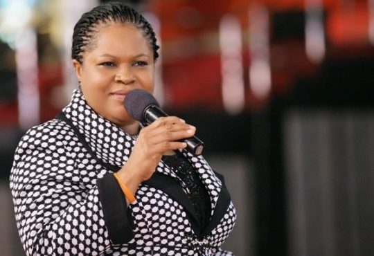SCOAN: Evelyn Joshua Emerges As Successor Of TB Joshua