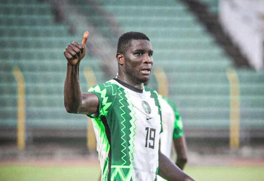 Benin Republic vs Nigeria: Onuachu's late header seals Super Eagles win(Watch highlights)