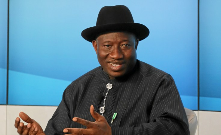 Goodluck Jonathan: If Not For God, I Would Have Been Buried Politically