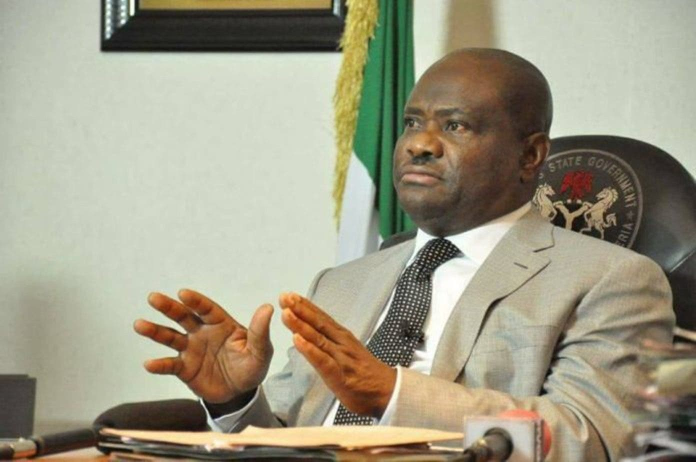 Governor Wike Imposes 24 Hours Curfew On Some Parts Of Rivers State
