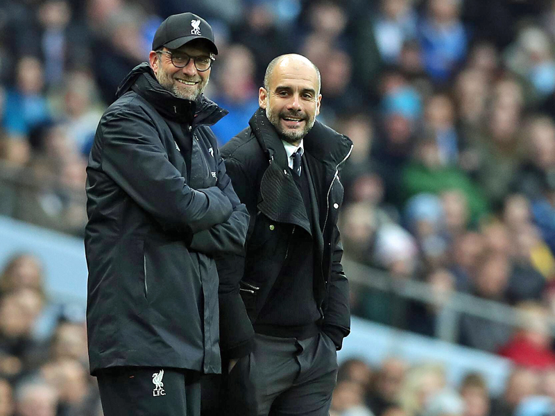 Guardiola vs Kloop – Top 4 Exciting Encounters between Guardiola and Kloop teams