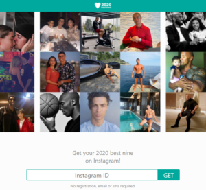 Instagram Best Nine 2020: Find your top 9 pictures and share to your feed