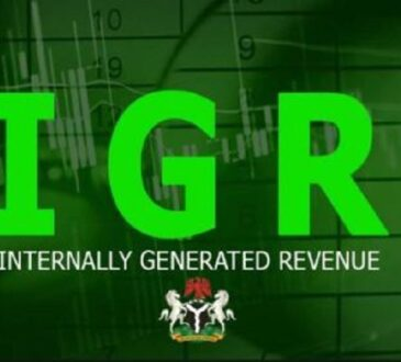 Lagos, Rivers Top List As States' IGR Drop By N20bn In 2020