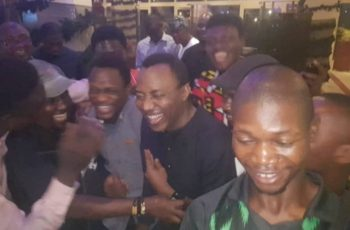 Sowore released