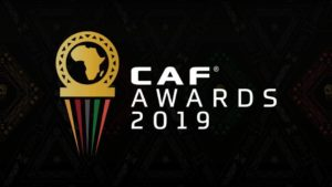 Full list of winners at the CAF Awards 2019