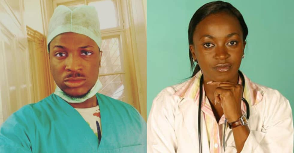 Nigerian celebrities who are also doctors
