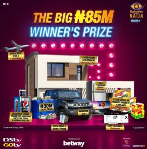 BBNaija Season 5 Housemates: Meet the Housemates with their profile