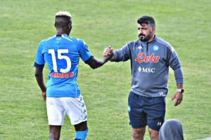 Young lad with head of 40-year old - Gattuso praise Osimhen
