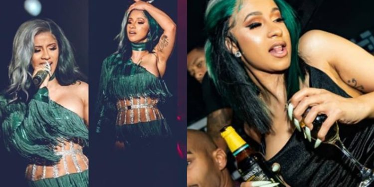 Cardi B threatens to file for Nigerian citizenship
