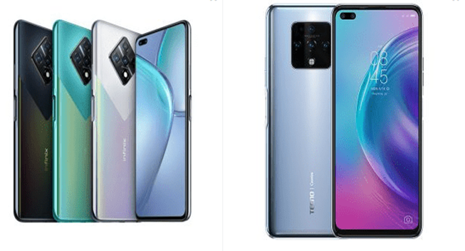 Infinix Zero 8 vs Tecno Camon 16 Premier: What are the differences?