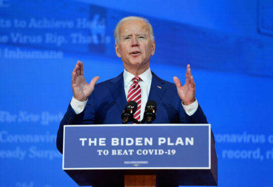 Republicans' Bid To Overturn Joe Biden's Victory Ends