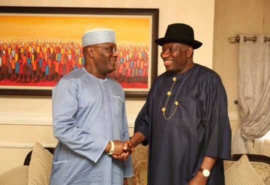 2023 Presidency: PDP governors to hold meeting with Jonathan Atiku