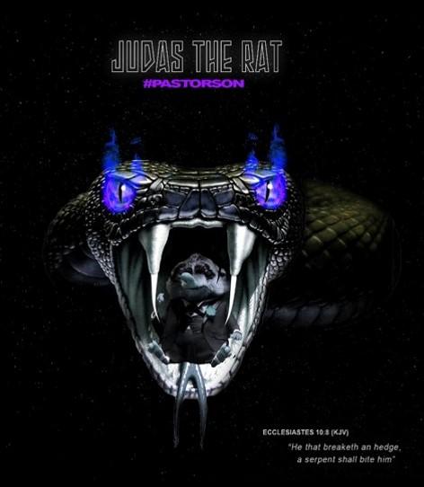 Judas The Rat Lyrics - Vector Tha Viper Reply MI