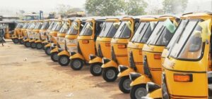 Kaduna tricycle bans - See why tricycle are banned on major roads