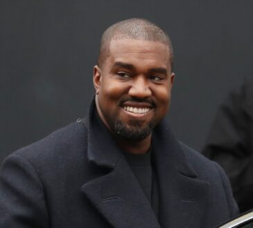 Kanye West Becomes Richest Black Man In U.S