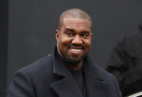 Kanye West Becomes Richest Black Man In U.S