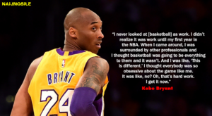 Check Out 10 Kobe Bryant Inspirational Quotes That Will Change Your Perception About Life