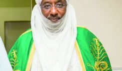 BREAKING: Sanusi Sues IG, DSS, Requests Release From 'Detention'