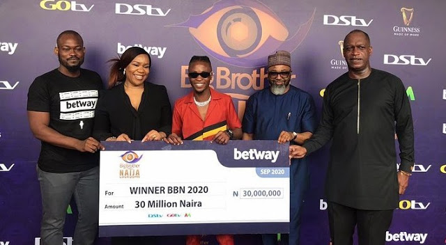 'We received over 900 million votes' – BBNaija organizers reveal