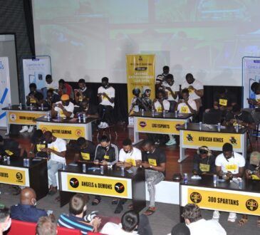 TECNO Partnered LECO to Bring the First PUBG Gaming Competition to Nigeria