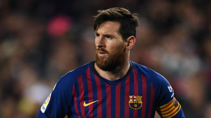 Lionel Messi left out of Barcelona UCL squad following Atletico Madrid loss