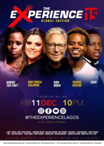 Don Moen, Nathaniel Bassey, Tope Alabi to Perform At The Experience 2020