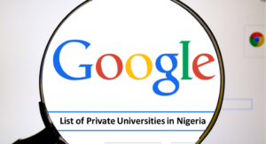 Check Out List of Private Universities in Nigeria 2020