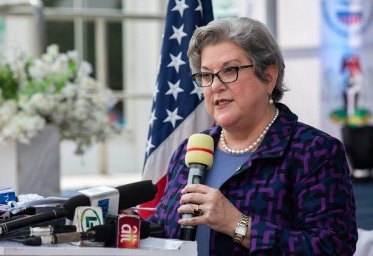 Mary Leonard: US Ready To Help Nigeria Identify Boko Haram Sponsors