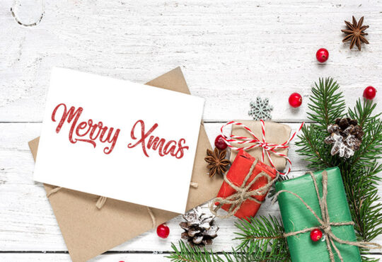 Merry Xmas messages & wishes for your loved ones