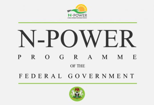 NEXIT Portal - FG unveils portal for N-power beneficiaries