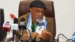 Federal Government is unable to conceed to the ASUU request - Ngige