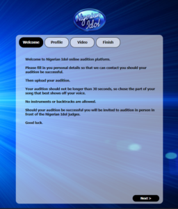 How to submit your entry for Nigerian Idol Season 6