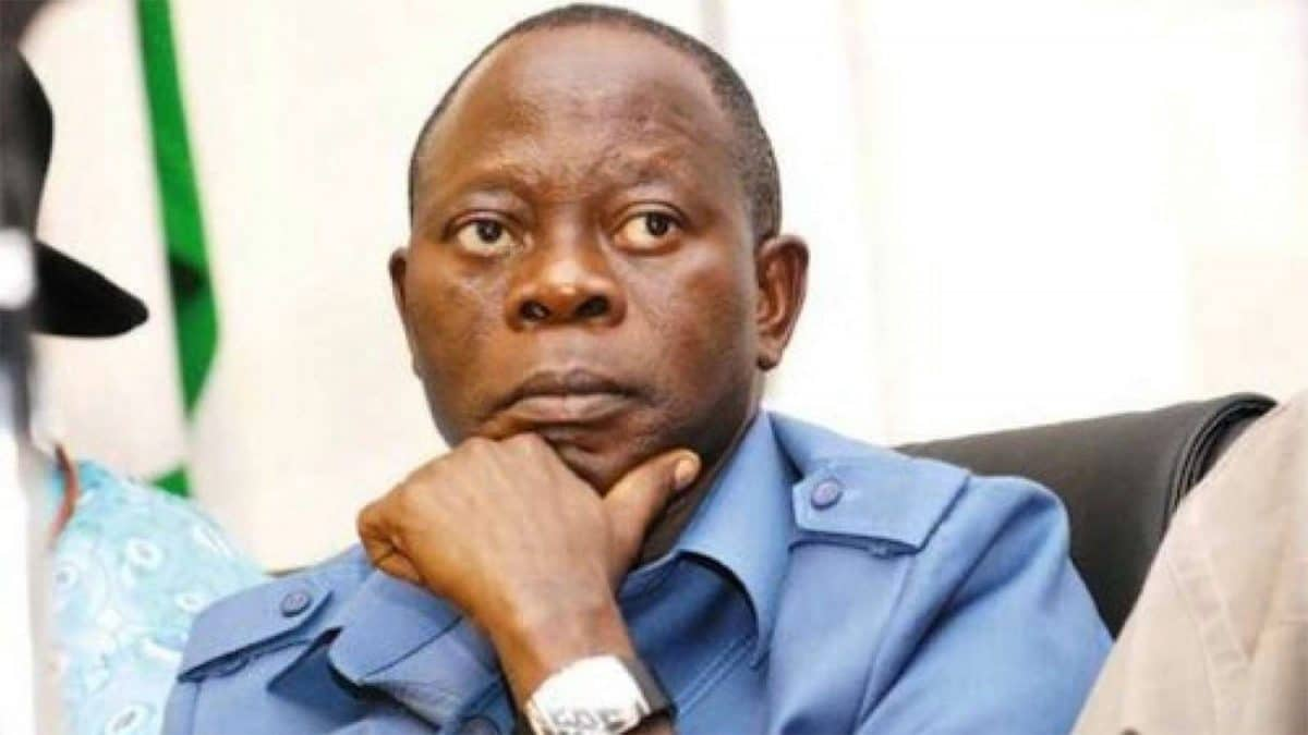 Breaking - Court Suspends Oshiomhole As APC Chairman